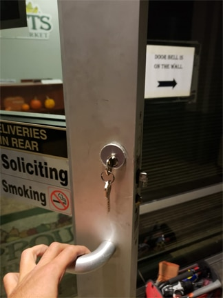 Commercial Locksmith in Dallas, TX