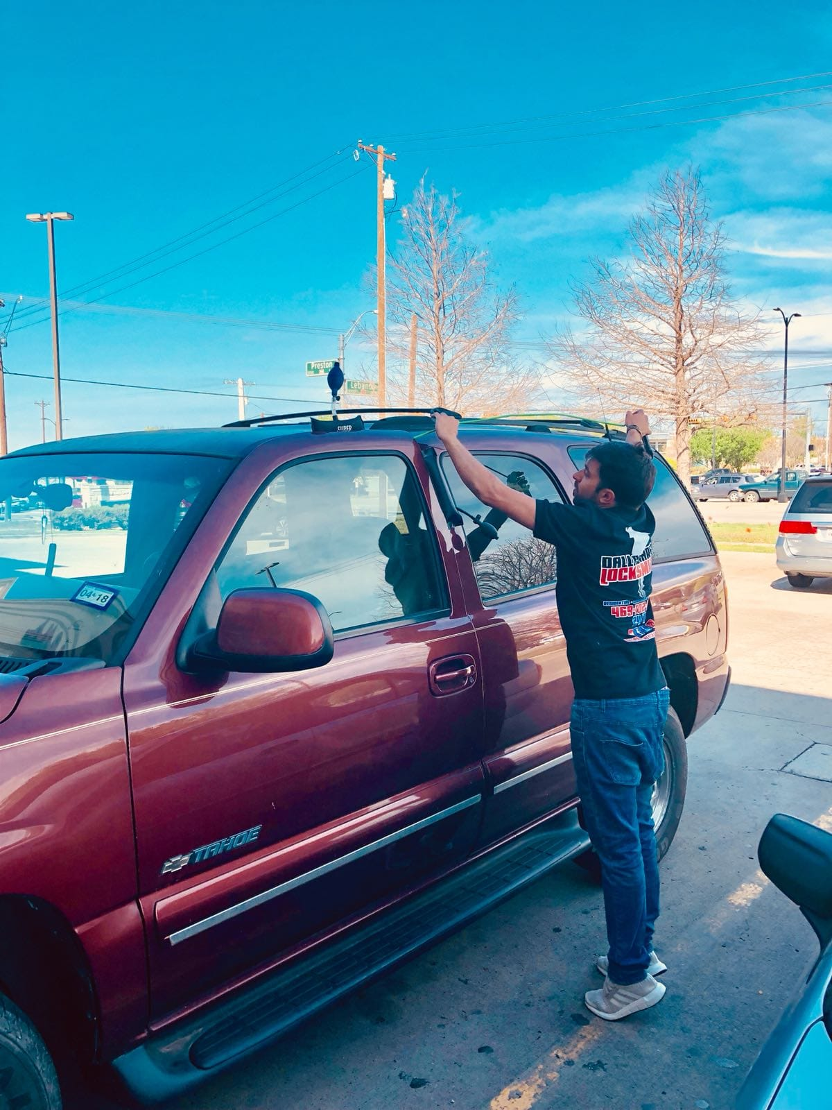 Locksmith in the Colony, Texas